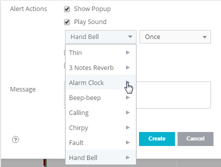 Customize alert sounds – TradingView Blog