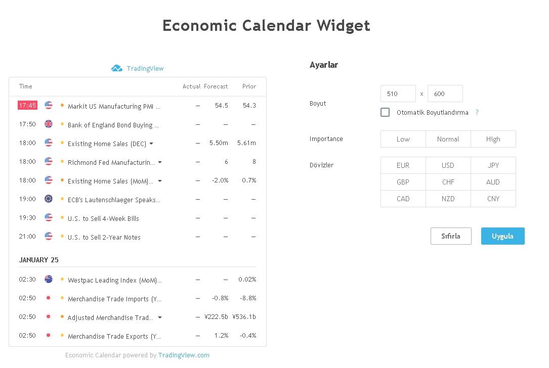 economic-calendar