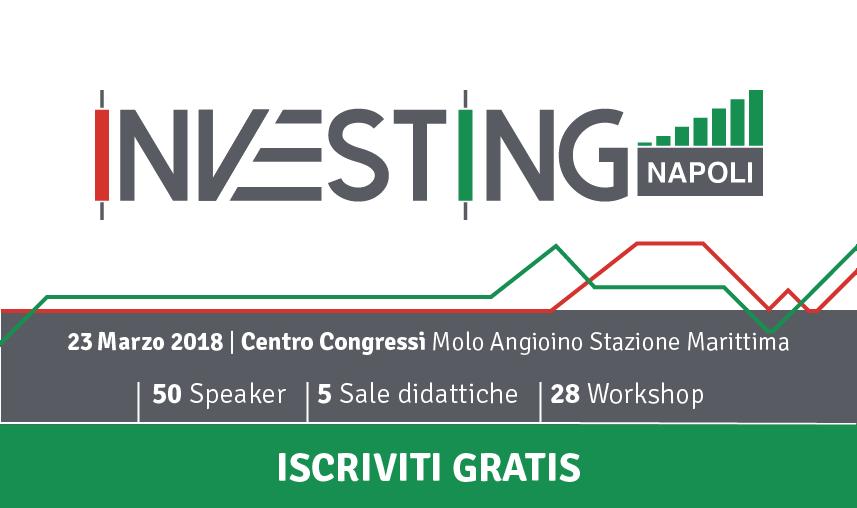 Calendario Economico Investing.Tradingview Vi Invita A Napoli Il 23 Marzo Per Investing Napoli